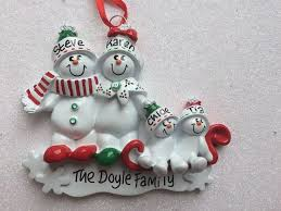 the 25 best personalised christmas tree decorations ideas on
