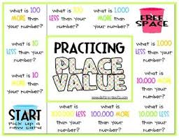 printable math games on place value here are two different game boards for enhancing place value