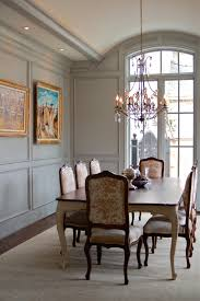 Painting Dining Room With Chair Rail Extraordinary Painting A Room With A Chair Rail For Your Paint For