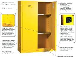 flammable storage cabinet grounding requirements flammable storage cabinet grounding osha review home co