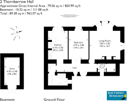 32 Sq M To Sq Ft 1 Bedroom Apartment For Sale In 2 Thornbarrow Hall Thornbarrow