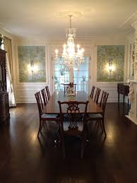 dining room wallpaper reusing gracie wallpaper the well appointed house blog living