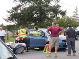 video jaws of life used to free driver at harwich crash