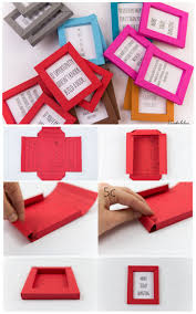 best 25 paper frames ideas on pinterest paper picture frames