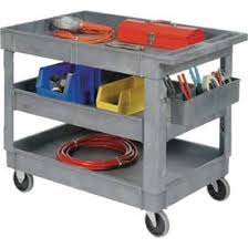 rubbermaid service cart with cabinet trucks carts carts plastic shelf best value plastic 3 shelf