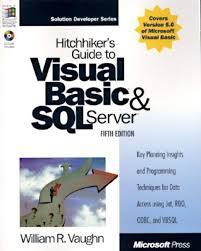 hitchhiker u0027s guide to visual basic and sql server william r