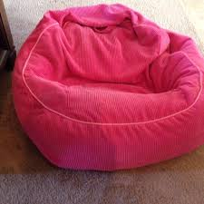 find more pink beanbag bag chair girls teen bedroom reading