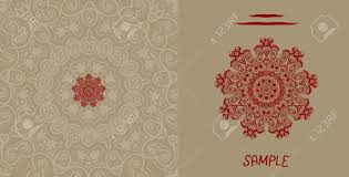 henna invitation wedding invitation card liginoru style design tribal indian