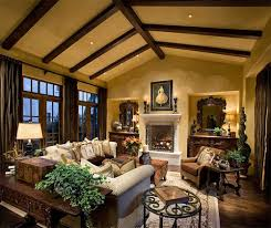 Winter Room Decorations - rustic family room decorating ideas for winter 2014 home decor