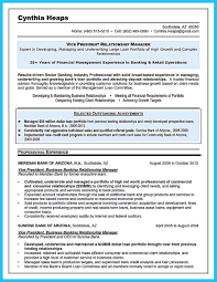 Underwriter Resume Sample Starting Successful Career From A Great Bank Manager Resume