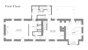 Center Hall Colonial Open Floor Plan by The Webb Building Group Properties