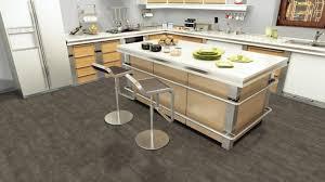 Oasis Laminate Flooring Moduleo Vision Oasis Grey Stone 12