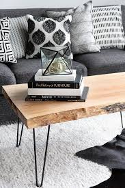 Diy Reclaimed Wood Side Table by Best 25 Rustic Wood Coffee Table Ideas On Pinterest Rustic