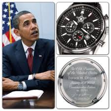 Obama Cool Clock by President Barack Obama Applauds Robert Buster United States
