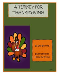 collection of solutions a turkey for thanksgiving by bunting