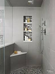 built in shower bench and corner seat guide ensotile