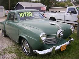 Studebaker Upholstery 1951 Champion For Sale In Covington Louisiana