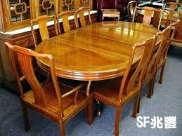oriental dining room set oriental dining table dining room table and chairs