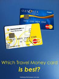 money cards travel money cards