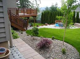 backyard slope landscaping ideas articlespagemachinecom page 14 articlespagemachinecom landscaping
