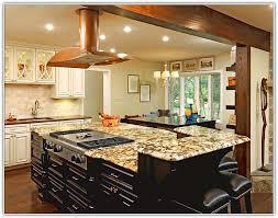 Kitchen Table Island Combo Kitchen Table Island Combination Home Design Ideas