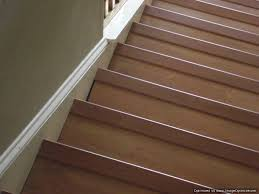 Installing Laminate Flooring On Stairs Laminate Flooring Stairs Laminate Flooring Nose Harvest Oak
