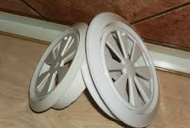 where do bathroom fans vent to do bathroom fans blow outside