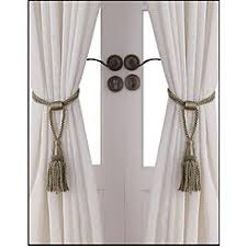 Curtain Rope Tie Backs Tiebacks Curtain Tiebacks Sears