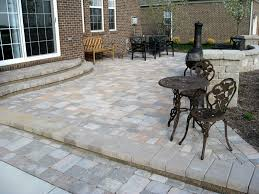 pool deck pavers pool tropical with brick paving columns container