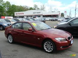 red bmw 328i 2011 bmw 3 series 328i xdrive sedan in vermillion red metallic