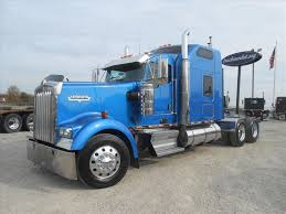 kenworth truck w900l used 2006 kenworth w900l tandem axle sleeper for sale in ms 6378