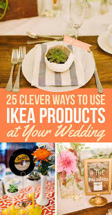 budget cuisine ikea 25 ikea hacks that will save you so much on your wedding