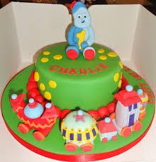 in the night garden cake oliver u0027s 2nd birthday pinterest