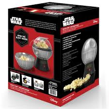 Death Toaster Witness The Power Of This Death Star Popcorn Maker U2014 Geektyrant