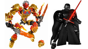 lego bionicle u0026 star wars 2016 sets pictures youtube