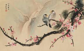 Flower And Bird - birds in four seasons the collection of flower and bird