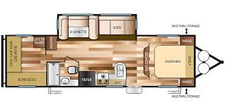 full specs for 2017 forest river wildwood x lite 273qbxl rvs