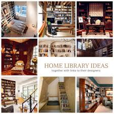 home library interior design 20 wonderful home library ideas