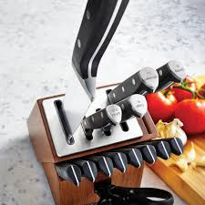 self sharpening kitchen knives fun chefs edge self sharpening cutlery 88980 zoom0 to idyllic self