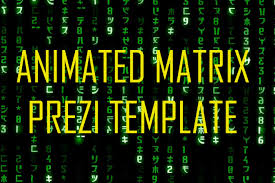 animated matrix prezi template make awesome presentation you can