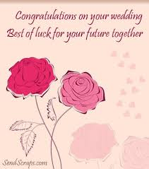 congratulations on your wedding flowers wedding image 8141 sendscraps