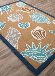 Coastal Indoor Outdoor Rugs Coastal Lagoon Inlet Ermine Winter White Indoor Outdoor Rug