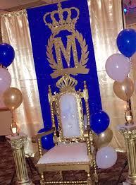 Royal Prince Decorations Royal Prince Birthday Party Ideas Royal Prince Prince Birthday