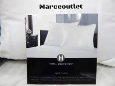 Hotel Collection Primaloft Comforter Hotel Collection Down Pillow Ebay