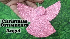 Angel Christmas Tree Decorations Make by Diy Christmas Angel Christmas Decorations Christmas Tree