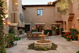 homes with courtyards 23 mediterranean homes courtyards casoria house plan corse