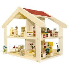 rulke wooden doll house filius target