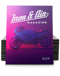 magazine iron u0026 air