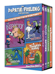 the pink panther show the depatie freleng collection 1 blu ray readjunk com