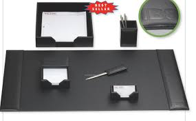 Office Desk Accessories Set Inspiring Design Office Desk Set Stylish Office Desk Accessories